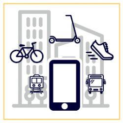 infrastructures urbaines et nouvelles mobilités