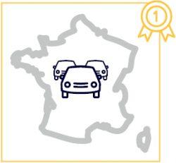 La voiture : premier transport en France